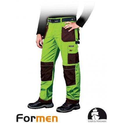 RAW L&H: Pracovné nohavice do pása LH-FMN-T LBR