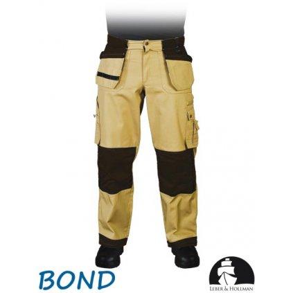 RAW L&H: Pracovné nohavice do pása LH-ROFTER KB