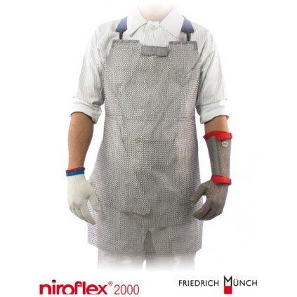 RAW NIROFLEX 2000: Ochranná zástera FNIROX