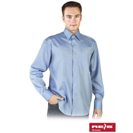 RAW REIS: Košeľa s dlhým rukávom KWDR JN