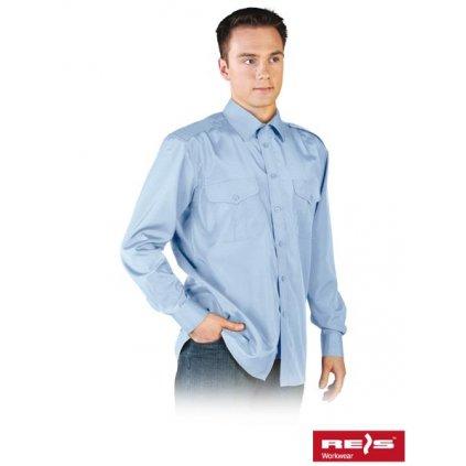 RAW REIS: Košeľa s dlhým rukávom KWSDR JN