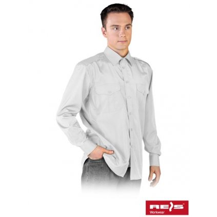 RAW REIS: Košeľa s dlhým rukávom KWSDR W