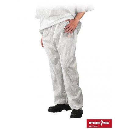 RAW REIS: Ochranné nohavice do pása SFI W