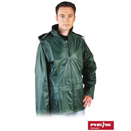 RAW REIS: Plášť do dažďa KPNP Z