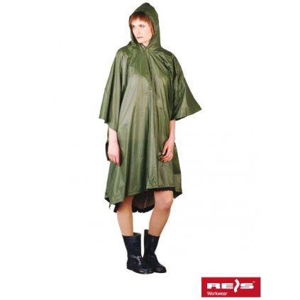 RAW REIS: Plášť do dažďa PONCHO Z