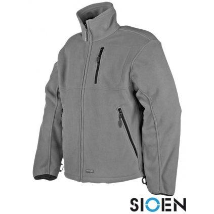 RAW SIOEN: Fleecová bunda SI-TORTOLAS S