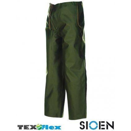 RAW SIOEN: Nepremokavé nohavice SI-LACQ Z