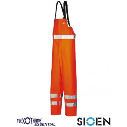 RAW SIOEN: Reflexné nohavice s náprsenkou SI-AMBERG P