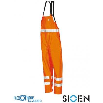 RAW SIOEN: Reflexné nohavice s náprsenkou SI-AOBA P