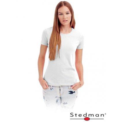 RAW STEDMAN: Dámske tričko ST 2600 WHI