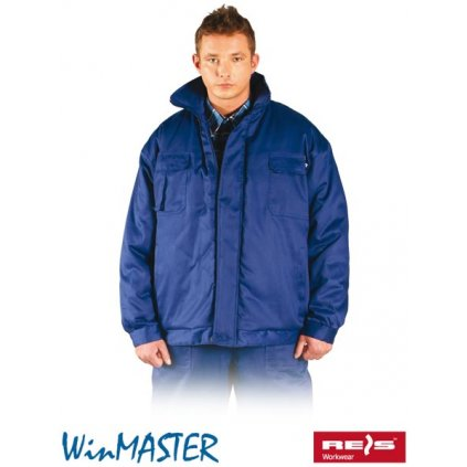 RAW WINMASTER: Zimná pracovná bunda KMO-PLUS N