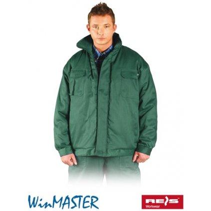 RAW WINMASTER: Zimná pracovná bunda KMO-PLUS Z
