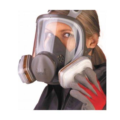 CRV : 3M 6700, 3M 6800 Celotvárová maska